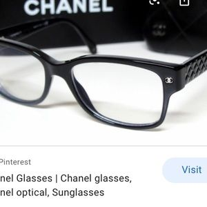 Authentic Chanel Prescription glasses